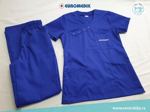 Euromedik uniforma