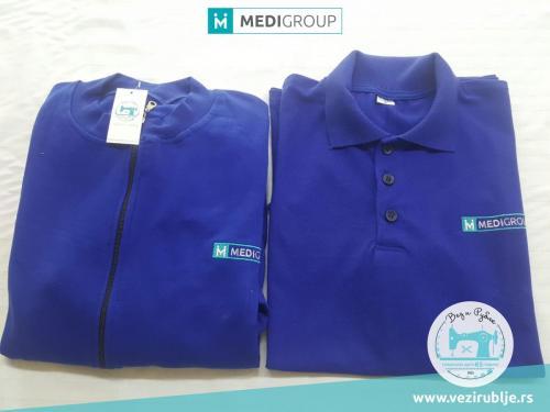 Medigroup dukserice i majice